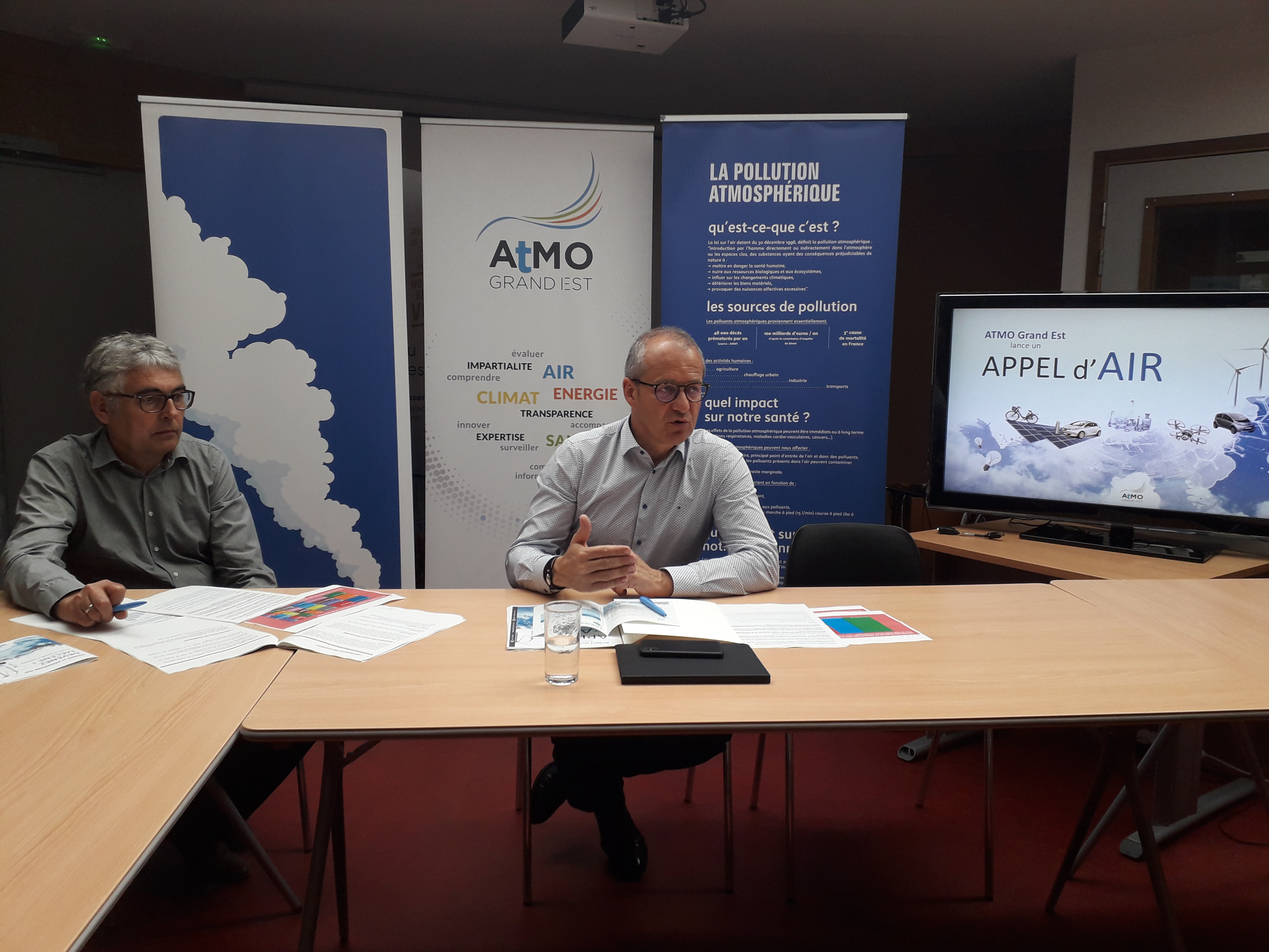Lancement Appel d'AIr