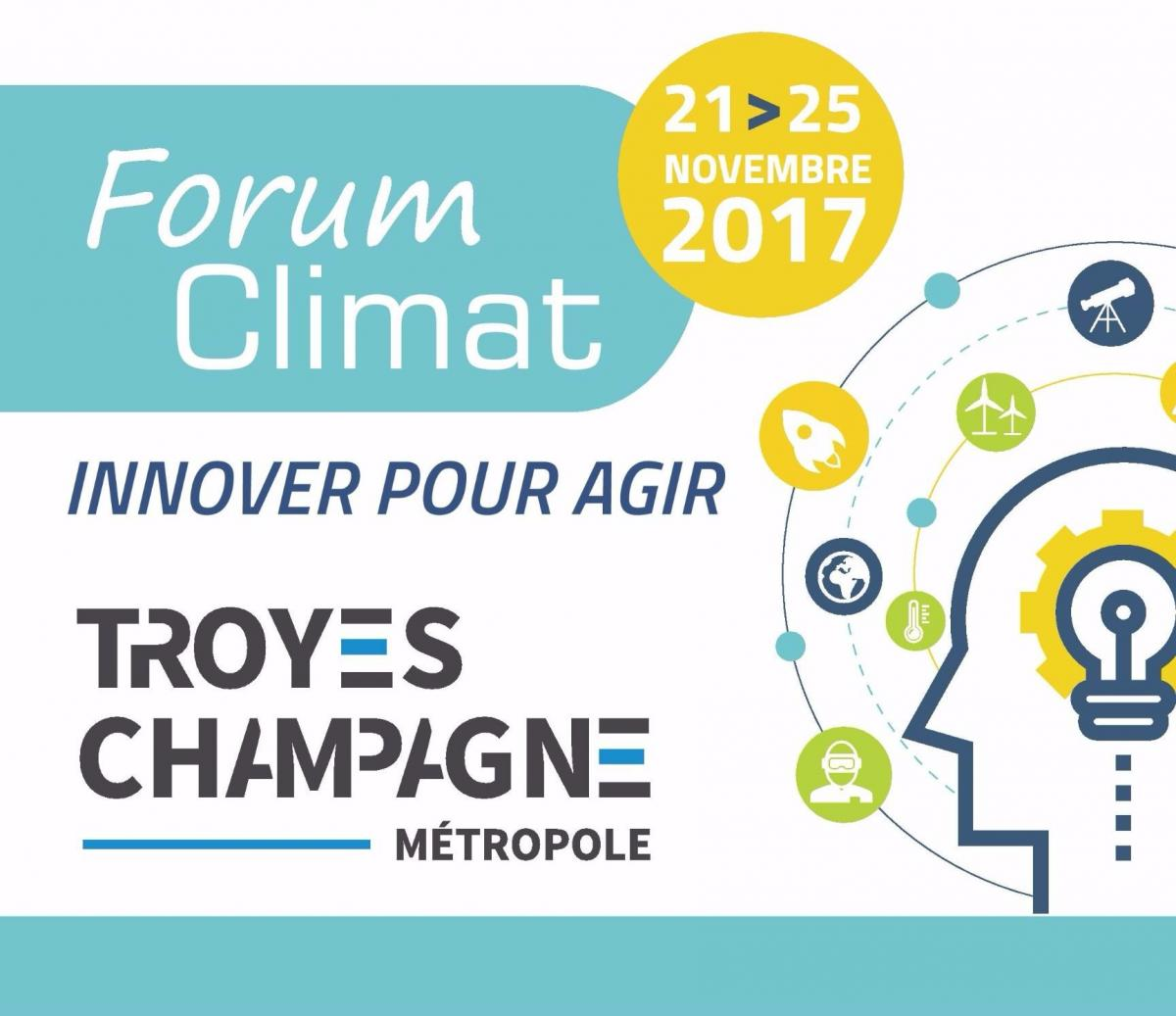 Forum Climat Troyes